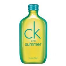 Calvin Klein One Summer 2014