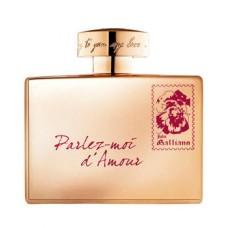 John Galliano Parlez-Moi d`Amour Gold Edition